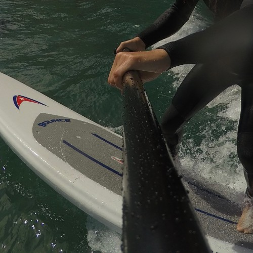 "SUP surfing the Bounce SUP 10'6"" Multi-Purpose"