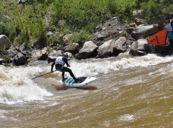 2017 Animas River Days Surfing